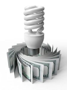 lightbulb-LED-100-dollar-bills